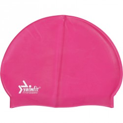 Swimfit 302090J szilikon úszósapka junior magenta BLACK FRIDAY Swimfit