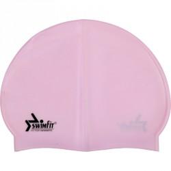 Swimfit 302090J szilikon úszósapka junior rózsaszín BLACK FRIDAY Swimfit