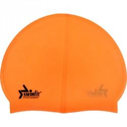 Swimfit 302090J szilikon úszósapka junior narancssárga BLACK FRIDAY Swimfit