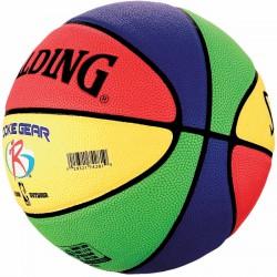 Kosárlabda Spalding Rookie Gear Junior NBA méret: 5 Sportszer Spalding