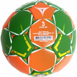 Kézilabda Select Circuit zöld-narancs 500 g Sportszer Select