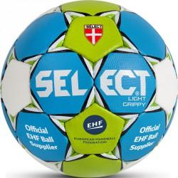 Kézilabda Select Light Grippy kék-zöld-fehér micro Sportszer Select