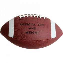 Amerikai focilabda gumi barna Sportszer