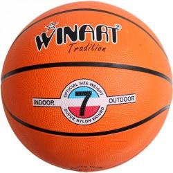 Kosárlabda Winart Tradition No. 7 kültéri/beltéri Sportszer