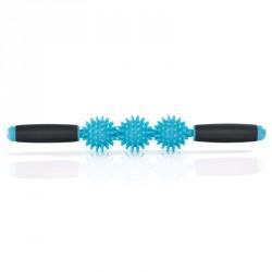 Masszírozó roller Gymstick Active kék Sportszer Gymstick