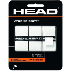Head XtremeSoft teniszgrip fehér BLACK FRIDAY Head
