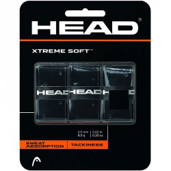 Head XtremeSoft teniszgrip fekete BLACK FRIDAY Head