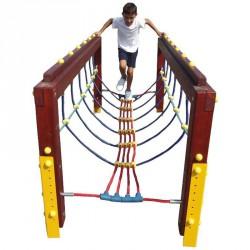 Kötélhíd Egyensúlyozók