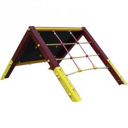 OVI Háromszög mászóka Játszótéri eszközök