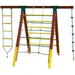 Kombinó mászóka Játszótéri eszközök