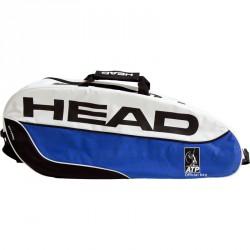 Head ATP No.1 teniszütő kék-fehér ATP World Tour tenisztáskával Black Friday Head
