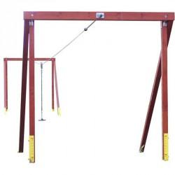 Kötélpálya Játszótéri eszközök
