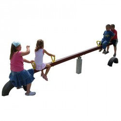 Mérleghinta négyüléses Játszótéri eszközök