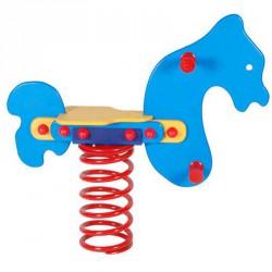 Lovacska rugós játék Játszótéri eszközök