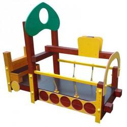 Mozdony Játszótéri eszközök