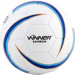 Futball labda Winner Rainbow méret: 5 Sportszer Winner