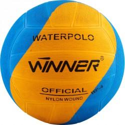 Vízilabda Winner WP Swirl narancs méret: 4 Sportszer Winner