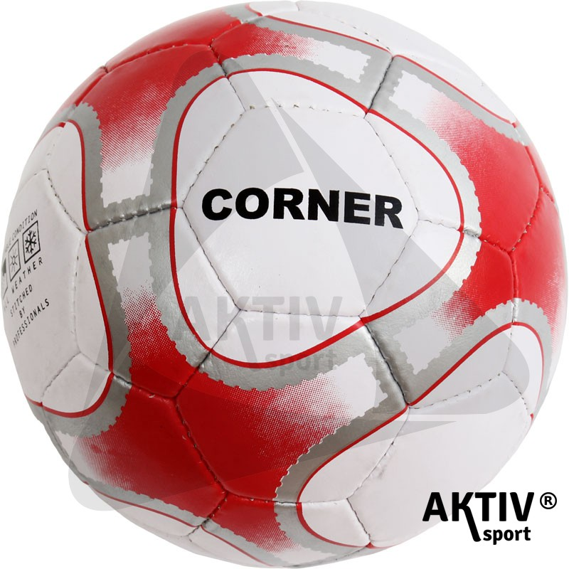 09f42a4c4b49 Focilabda Corner - fehér/piros - Aktívsport Webáruház és Sportbolt