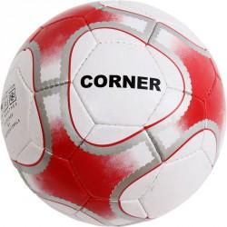 Focilabda Corner fehér-piros Sportszer