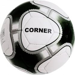 Focilabda Corner fehér-fekete Sportszer