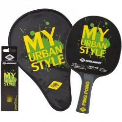 Ping-pong ütő szett Donic My Urban Style Serie 2018 BLACK FRIDAY Donic