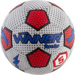 Winner Street Cup futball labda méret:5 fehér - piros Sportszer Winner