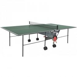 Sponeta S1-12i zöld beltéri ping-pong asztal, CSOMAGOLÁS NÉLKÜLI Sportszer Sponeta