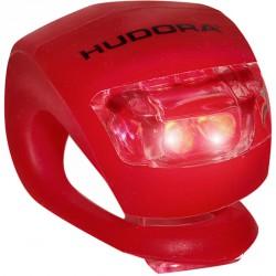 Színes LED lámpa Hudora piros Alkatrészek Hudora