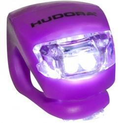 Színes LED lámpa Hudora lila BLACK FRIDAY Hudora