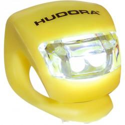 Színes LED lámpa Hudora citromsárga Alkatrészek Hudora