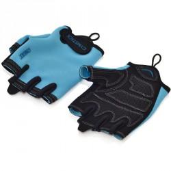 Fitnesz kesztyű Gymstick S kék Sportszer Gymstick