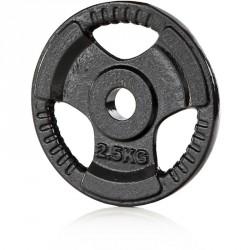 Vas súlytárcsa Gymstick 2,5 kg Sportszer Gymstick