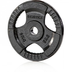 Vas súlytárcsa Gymstick 5 kg Sportszer Gymstick
