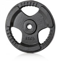 Vas súlytárcsa Gymstick 15 kg Sportszer Gymstick