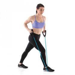 Fitnesz erősítő kötél Gymstick Active ajtóra szerelhető Sportszer Gymstick