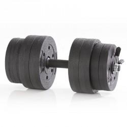 Súlyzókészlet Gymstick Active 15 kg Sportszer Gymstick