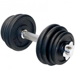 Súlyzó készlet SG04 15 kg Sportszer