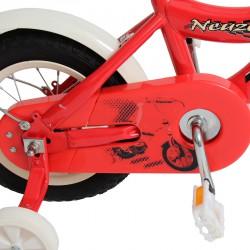 Leértékelt gyermek kerékpár fiú piros Kerékpár Neuzer