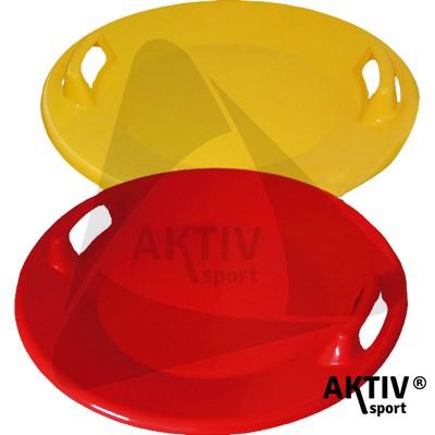 Hócsúszka UFO sárga