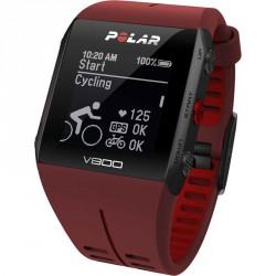 Polar V800 HR GPS sportóra piros Sportszer Polar