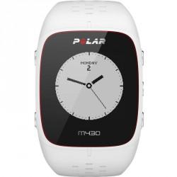 Sportóra Polar M430 fehér GPS-el Sportszer Polar