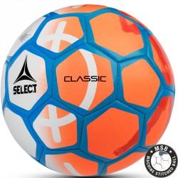 Focilabda Select Classic narancssárga-fehér Sportszer Select