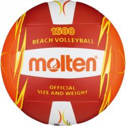 Strandröplabda V5B1500-RO Sportszer Molten