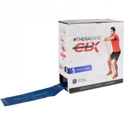Consecutive Loop Theraband CLX 22 m kék extra erős Sportszer Thera-Band