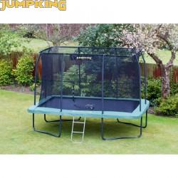 Trambulin Jumpkin szögletes 275x396 cm Sportszer Jumpking