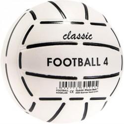 Futball labda kogelán Classic méret: 4 Sportszer