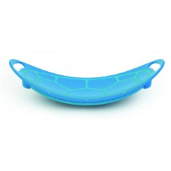 Egyensúlyozó teknős deszka kék Sportszer Amaya