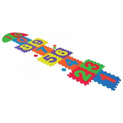 Ugróiskola szőnyeg puzzle Egyéb játékok Amaya