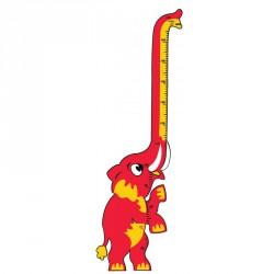 Magasságmérő elefánt Egyéb játékok Amaya