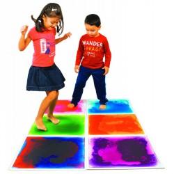 Érzékelő padló szett kicsi Sportszer Amaya